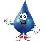Agua purificada con ozono sin ALGAS