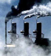 atmósfera en el hemisferio norte tiene una elevada concentración de amoniaco