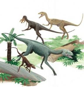 Supervivencia Para Algunos Dinosaurios
