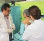 Ozonoterapia alternativa que alivia dolor del cancer de mama otros males