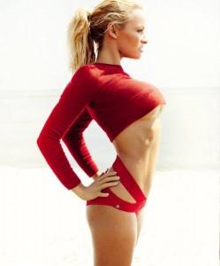 Pamela Anderson OXIGENO terapia de ozono