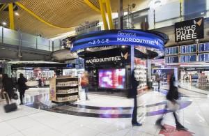 Aeropuertos tiendas en A BARAJAS