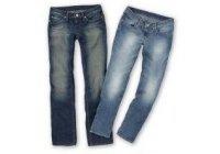 Jeans que ahorran AGUA GRACIAS OZONO